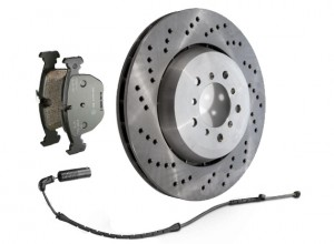 BMW Brakes Disc Pads