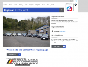 central west